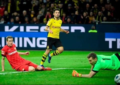 Guerreiro dua Dortmund vuon len dan truoc lan thu 2 trong tran dau