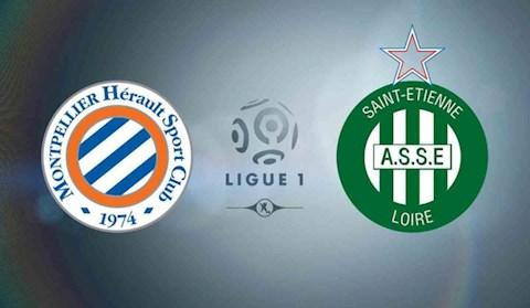 Montpellier vs StEtienne 21h00 ngày 92 Ligue 1 201920 hình ảnh
