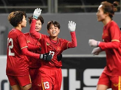 Nữ Việt Nam vs Nữ Hàn Quốc vòng loại Olympic 2020 hình ảnh