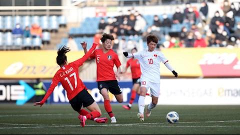 Tran play-off giua Nu Han Quoc va Nu Trung Quoc co the bi hoan