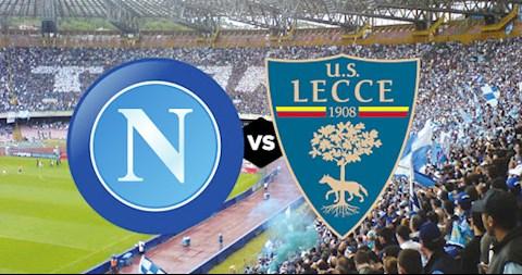 Nhận định bóng đá Napoli vs Lecce 21h00 ngày 92 Serie A 2020 hình ảnh