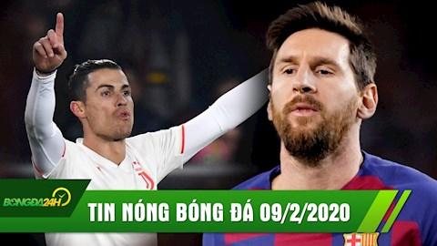 TIN NÓNG bóng đá 0902 Ronaldo nổ súng Juve vẫn nhận trái đắng hình ảnh