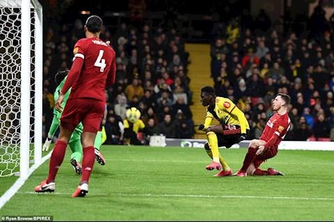 Watford 3-0 Liverpool Từ bất bại thành đại bại hình ảnh