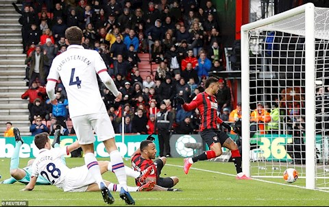 Bournemouth 2-2 Chelsea
