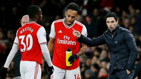 Arsenal đuối sức, Arteta bày cách giảm tải cường độ cho NHA hình ảnh