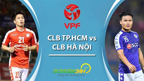Lịch thi đấu TPHCM vs Hà Nội hôm nay 13 mấy giờ kênh nào hình ảnh