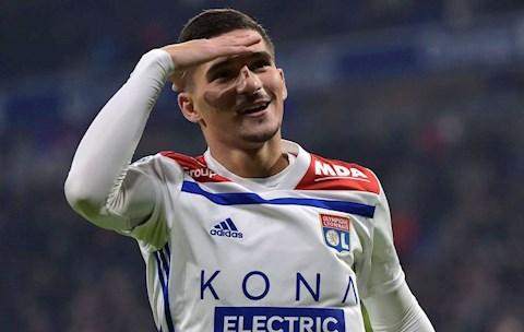 Mục tiêu của Chelsea, Houssem Aouar chưa nghĩ đến việc rời Lyon hình ảnh