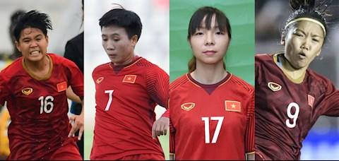 AFC Bốn gương mặt tạo nên sức mạnh của ĐT nữ Việt Nam hình ảnh