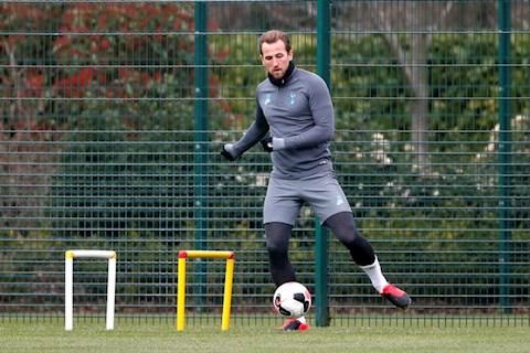 Harry Kane báo tin vui cho Tottenham  hình ảnh