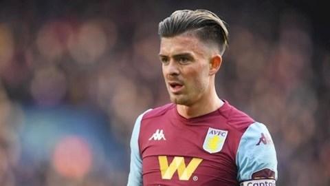 Jack Grealish được khuyên nhanh chóng rời Aston Villa hình ảnh