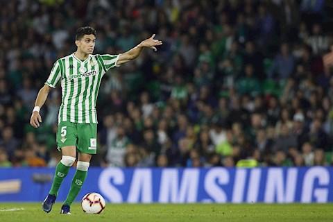 Marc Bartra muốn trở lại Barca trong tương lai gần hình ảnh