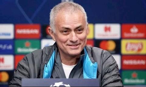 Mourinho khẳng định sớm muộn gì cũng sẽ giành danh hiệu ở Spurs hình ảnh