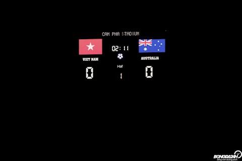 Su co dien tran nu Viet Nam vs nu Australia