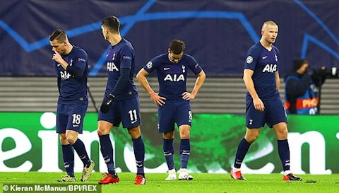 Cựu sao Tottenham dự báo cuộc tái thiết chờ Jose Mourinho hình ảnh
