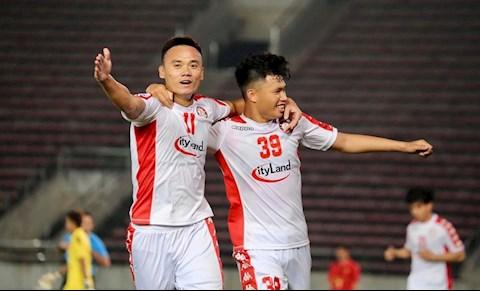 Transfermarkt định giá các đội bóng Việt Nam  CLB TPHCM xếp đầu hình ảnh