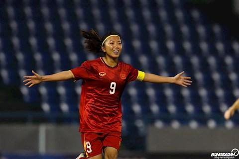 Huỳnh Như nói gì sau bàn thắng lịch sử vào lưới ĐT nữ Australia hình ảnh