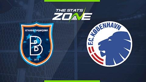 Istanbul Basaksehir vs Copenhagen 0h55 ngày 133 Europa League 201920 hình ảnh