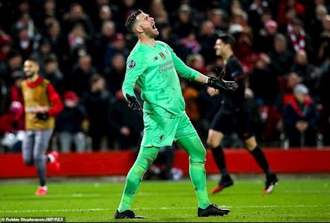 Liverpool bị Atletico loại khỏi Champions League Câu chuyện hai thủ môn hình ảnh 3