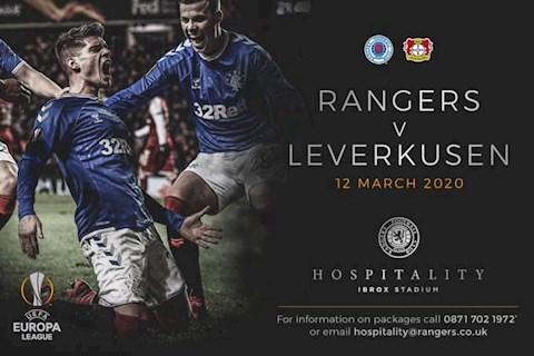Rangers vs Leverkusen 3h00 ngày 133 Europa League 201920 hình ảnh