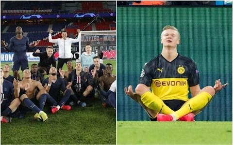 Cha của Erling Haaland chỉ trích các cầu thủ PSG hình ảnh