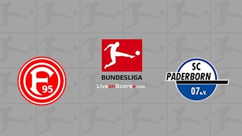 Dusseldorf vs Paderborn 20h30 ngày 165 Bundesliga 201920 hình ảnh