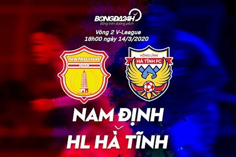 Truc tiep Nam Dinh vs Ha Tinh 18h00 ngay hom nay 14/3
