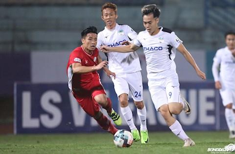 Viettel vs HAGL Van Toan Bui Tien Dung