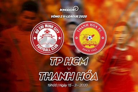TPHCM vs Thanh Hoa