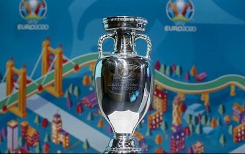 UEFA tính chuyện tổ chức EURO 2020 vào  cuối năm hình ảnh