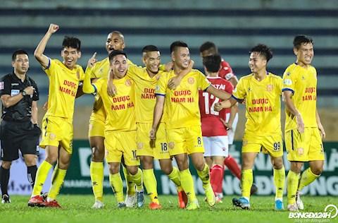 Bóng đá Việt có trận đấu đầu tiên sau giai đoạn nghỉ dịch Covid-1 hình ảnh