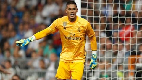 Real Madrid mua đứt Alphonse Areola hình ảnh