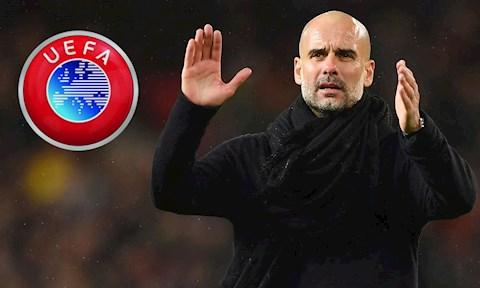 Covid-19 đập tan hy vọng dự Champions League của Man City hình ảnh