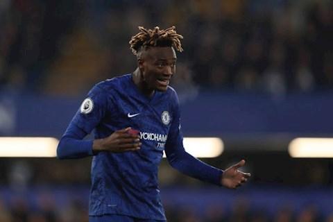 Chelsea muốn ký hợp đồng mới với Tammy Abraham nhưng hình ảnh