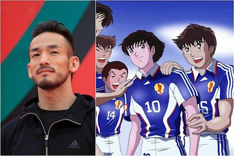 VIDEO Hidetoshi Nakata - yêu bóng đá nhờ Captain Tsubasa hình ảnh