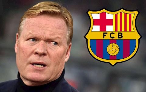 Euro bị hoãn, Barca cũng vỡ kế hoạch có HLV Ronald Koeman  hình ảnh