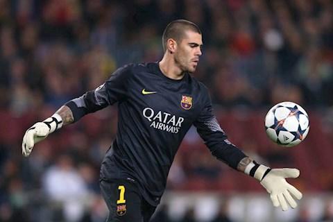 10 thủ môn Barca từng giành giải thưởng Zamora Rất gần và rất xa hình ảnh 3