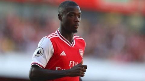 Lý do tiền đạo Nicolas Pepe gây thất vọng ở Arsenal hình ảnh