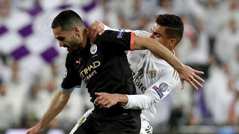 Gundogan phát biểu về trận Man City vs Real Madrid hình ảnh