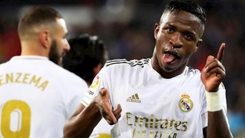 Real Madrid vs Barca Kỷ lục của Vinicius vs Mariano Diaz hình ảnh