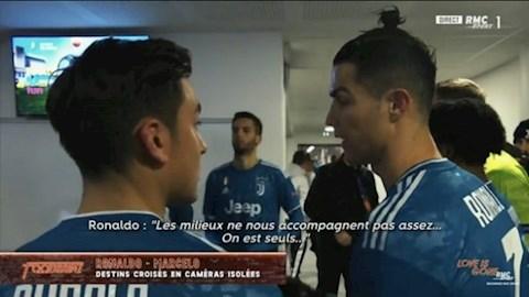 Bắt quả tang Ronaldo và Dybala nói xấu các đồng đội Juventus hình ảnh