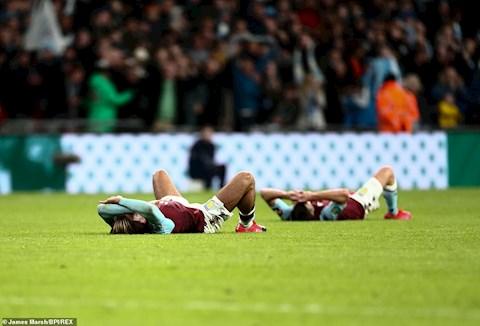 Aston Villa 1-2 Man City Grealish that vong