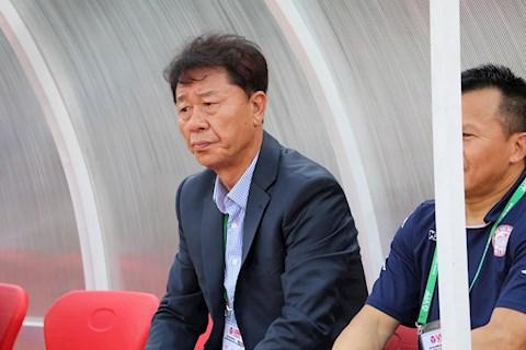 HLV Chung Hae Soung khen sự nghiệp nghiệp của CLB TPHCM hình ảnh