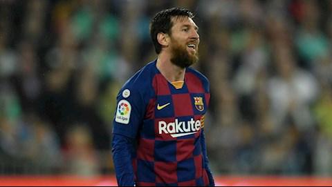 Rivaldo bênh vực tiền đạo Messi sau trận thua Real hình ảnh