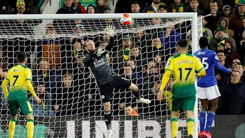 Leicester thua 0-1 truoc Norwich
