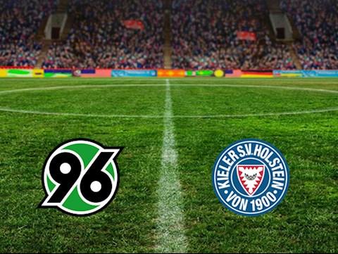 Hannover vs Holstein Kiel 2h30 ngày 33 Hạng 2 Đức 201920 hình ảnh