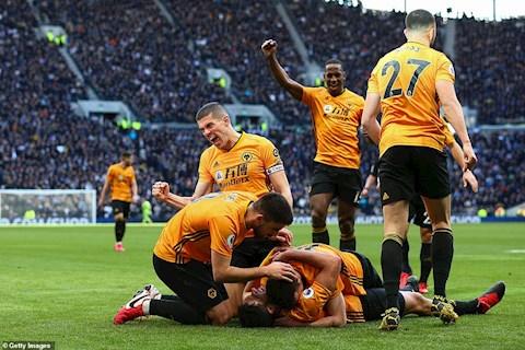 Wolves chi kem Chelsea 3 diem