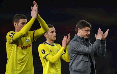 Mặc Covid-19, Belarus Premier League vẫn đá có CĐV như thường hình ảnh