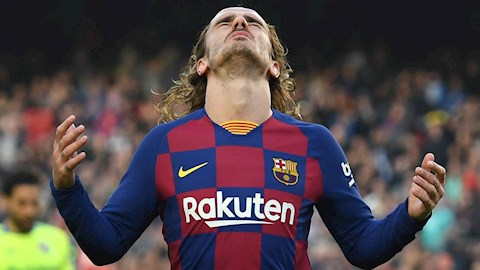 Rivaldo Còn quá sớm để Barca nghĩ đến chuyện bán Griezmann hình ảnh