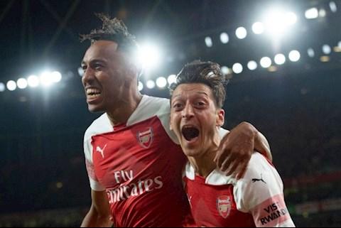 Arsenal chưa thể gia hạn hợp đồng với tiền đạo Aubameyang hình ảnh