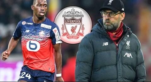Liverpool muốn mua Boubakary Soumare của Lille hình ảnh
